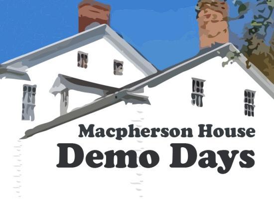 Demo day logo