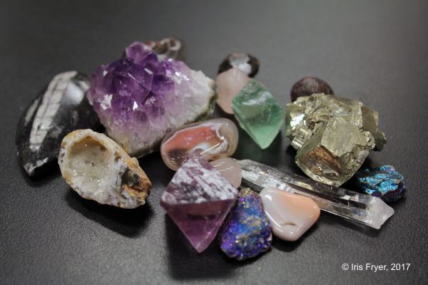 Gem and Mineral Sale