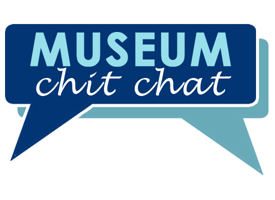 Museum Chit Chat lettering